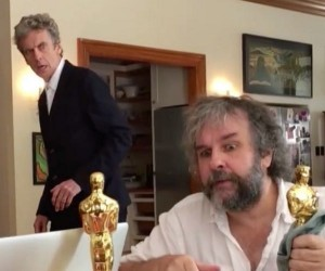 Peter Jackson Is Directing A Doctor Who Episode