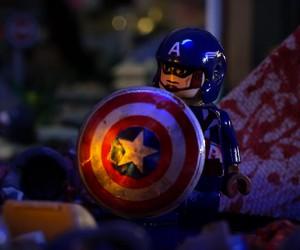 LEGO Captain America Takes on Nazi Zombies