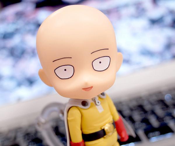 Nendoroid One Punch Man Saitama Figure