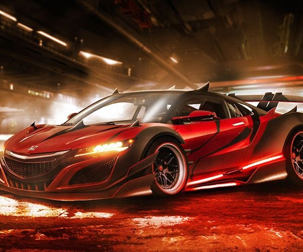 Star Wars Characters Reimagined As Sports Cars