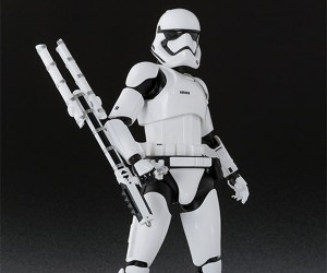 SH Figuarts First Order Stormtrooper Shield & Baton Set