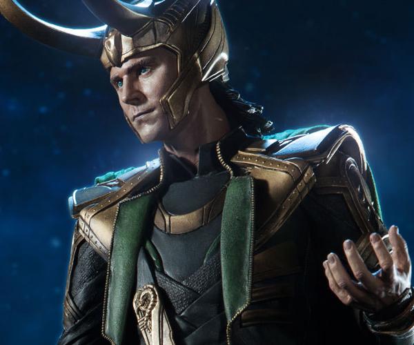 Sideshow Loki Premium Format Figure