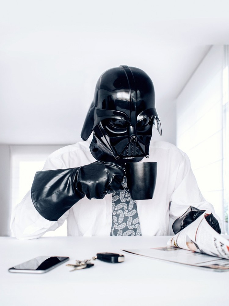 Darth Vader in Everyday Life