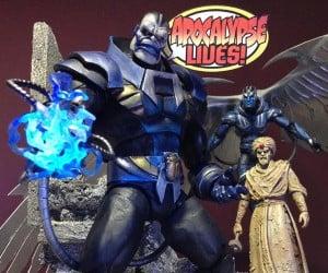Craig Warrack Custom Apocalypse Sixth Scale Figure