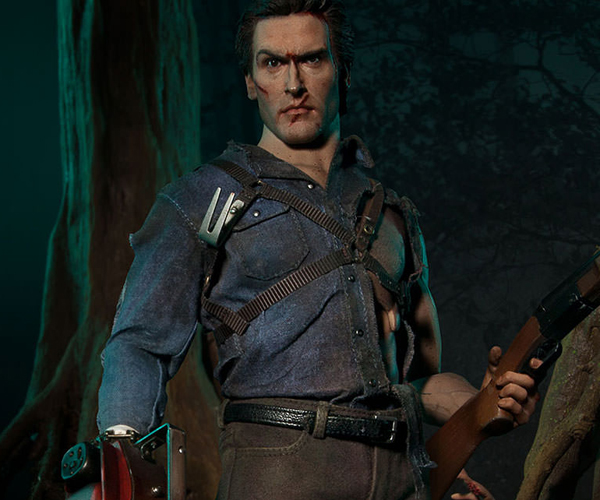 Sideshow Ash Williams Sixth Scale Figure