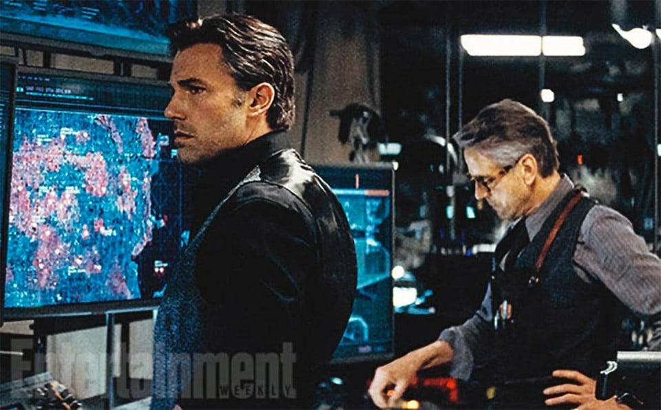 New Batcave Photos from Batman v Superman