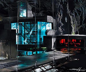 New Batcave Photos from Batman v Superman