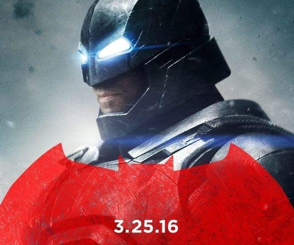 Three New Batman v Superman Character Posters