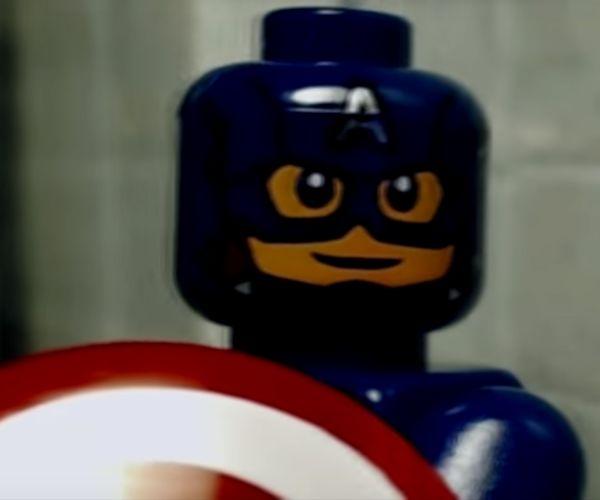 Captain America: Civil War Trailer Recreated Using LEGO