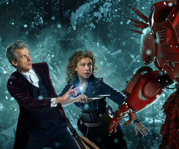 The Doctor Who Christmas Special Has a Title… and a Sonic Screwdriver!