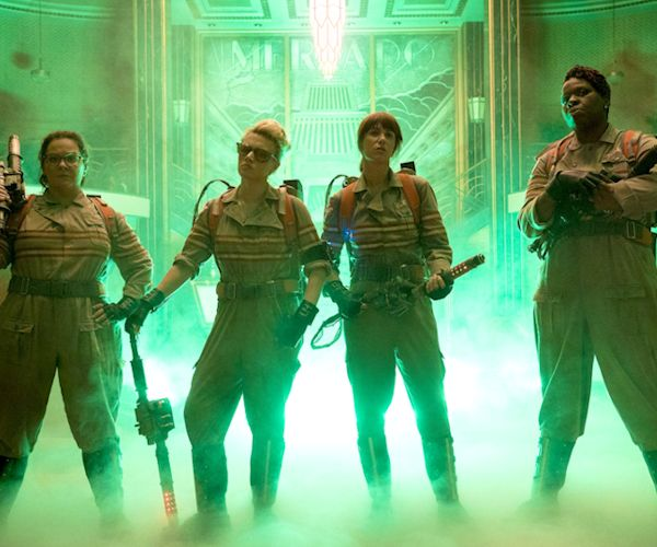 First Official New Ghostbusters Image