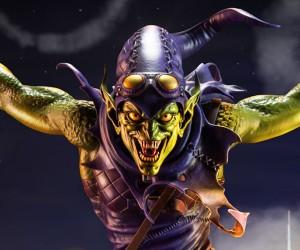 Sideshow Green Goblin Premium Format Figure