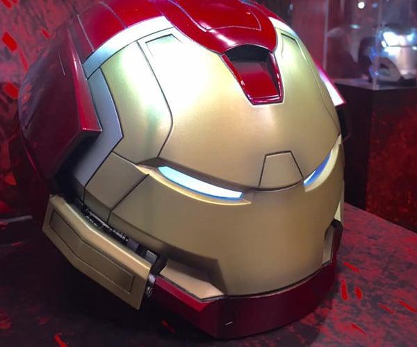 Iron Man Hulkbuster Helmet 1:2 Scale Bluetooth Speaker