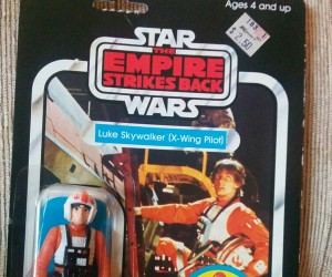 Star Wars Kenner Action Figure Gift Given Three Decades Late