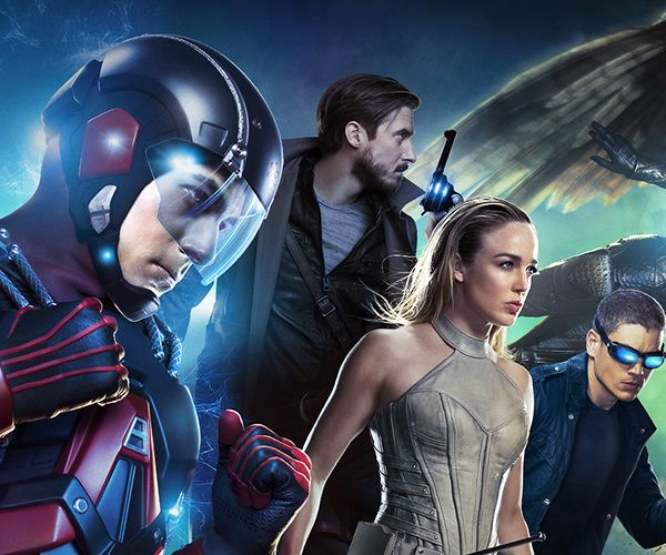 Extended Trailer for DC's Legends of Tomorrow