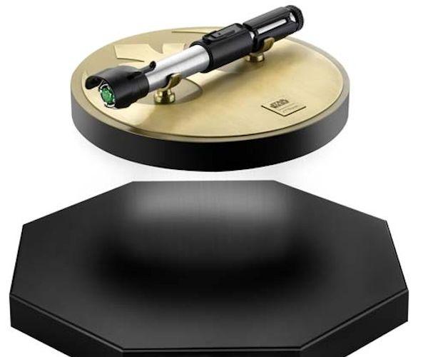 The $25,000 Levitating Lightsaber Pen