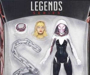 Marvel Spider-Man Legends Wave 3 Includes Spider-Gwen