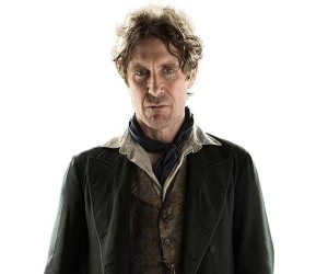 Paul McGann Performs The 12th Doctor's Anti-War Speech