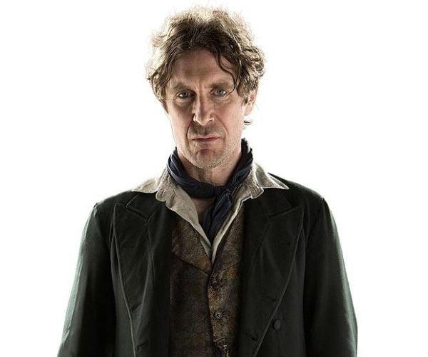 Paul McGann Performs The 12th Doctor's Anti-War Speech