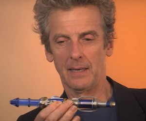 A Closer Look at Doctor Who's New Sonic Screwdriver