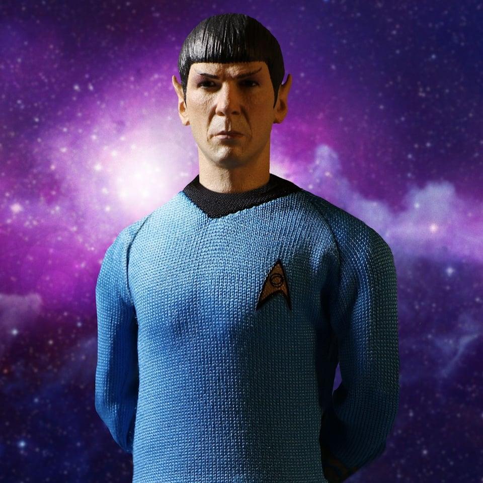 Star Trek Spock 1:12 Collective Action Figure