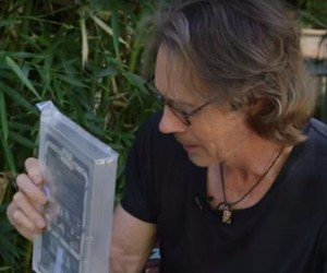 Rick Springfield Shows off His Star Wars Action Figures