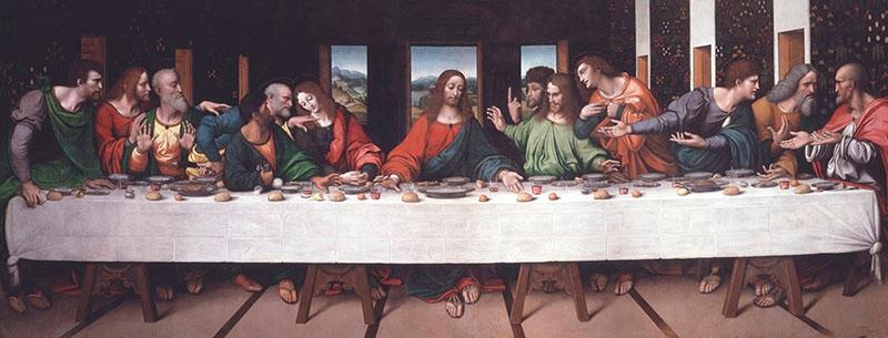 Star Wars The Last Supper Mightymega