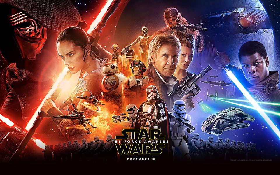 [SPOILER] Writers Explain a Crucial Scene in Star Wars: The Force Awakens