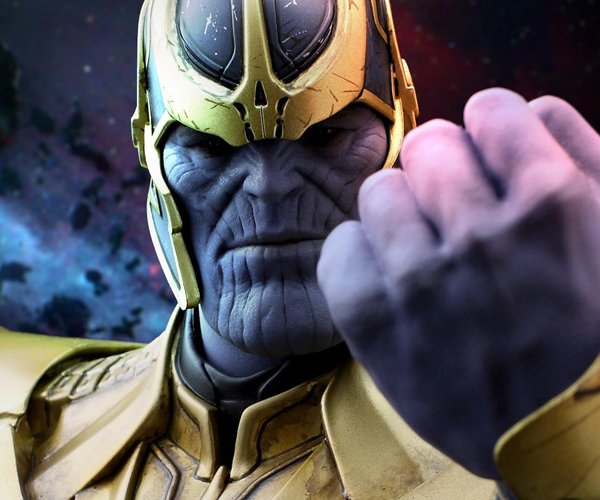 Hot Toys Thanos GotG Sixth Scale Figure