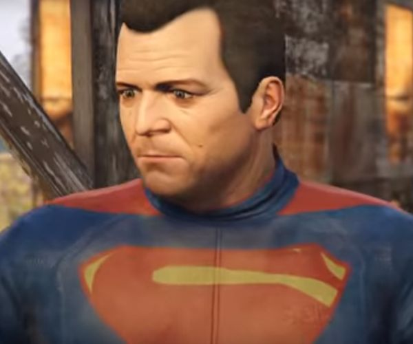 Batman v Superman Trailer Recreated in GTA V