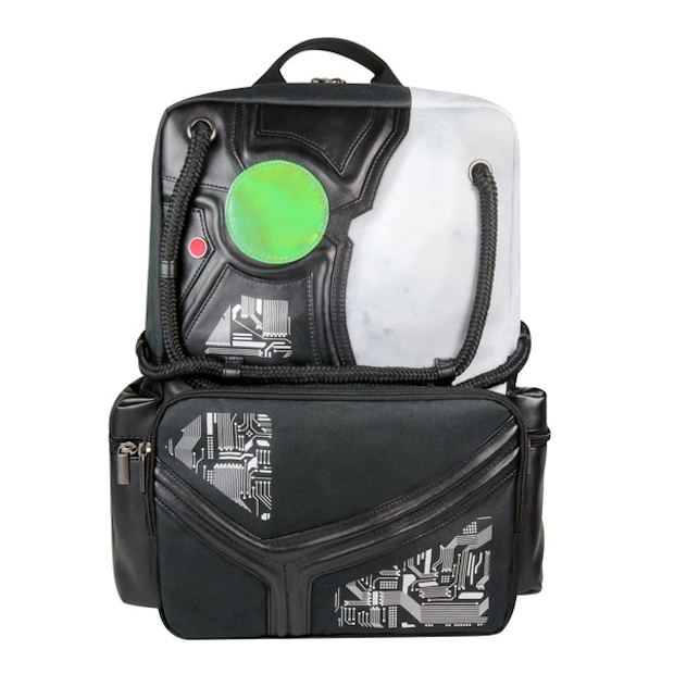 Carry Your Action Figure Collective in This Borg Backpack