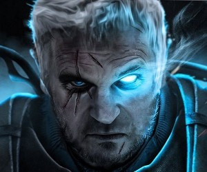 Fan Art Casts Liam Neeson as Cable