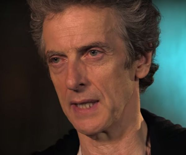 Peter Capaldi Reveals His Doctor Who Villains Bucket List