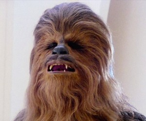 Chewbacca's Roars Replaced with Tim Allen's Grunts
