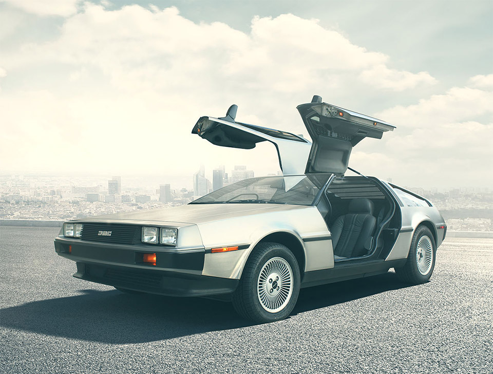 The DeLorean Is Heading Back Into Production
