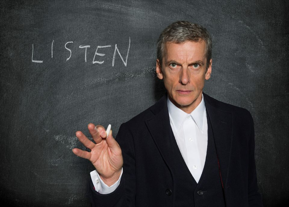 Peter Capaldi Leaving Doctor Who Too
