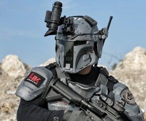 AR500 Armor Galac-Tac Mandalorian-inspired Ballistic Armor