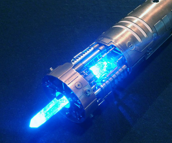 Fan-made Skywalker Lightsaber