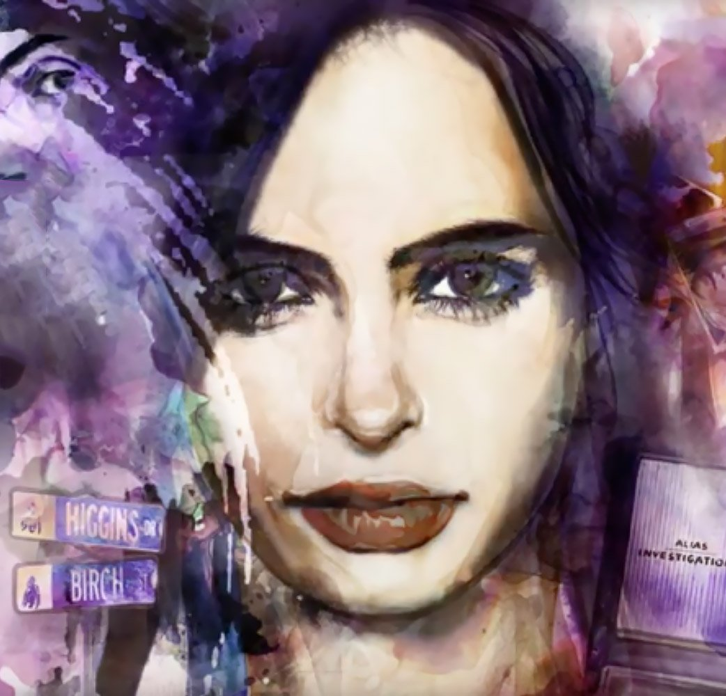 Jessica Jones Renewed for Second Season