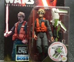 Kylo Ren's Undercover Boss Character Has an Action Figure