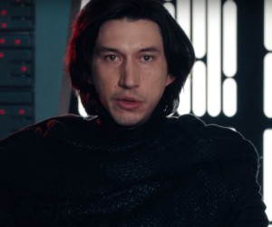 Kylo Ren Goes Undercover in Starkiller Base