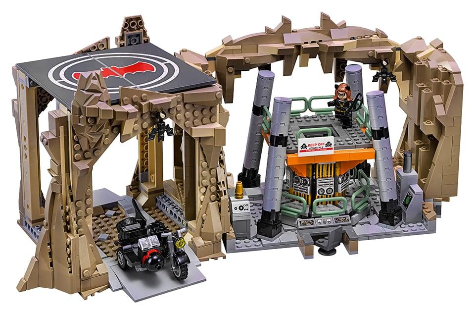 LEGO Batman Classic TV Series Batcave MightyMega