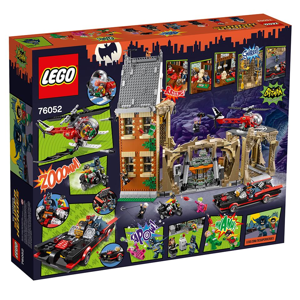 LEGO Batman Classic TV Series Batcave - MightyMega
