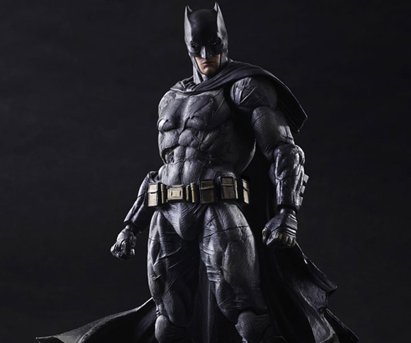 Play Arts Kai Batman v Superman Batman Action Figure