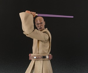 SH Figuarts Mace Windu Action Figure