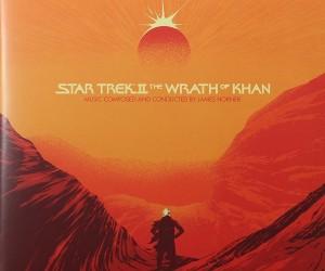 Mondo Star Trek: The Wrath of Khan on Vinyl
