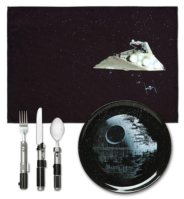 Star Wars Dinner Place Settings