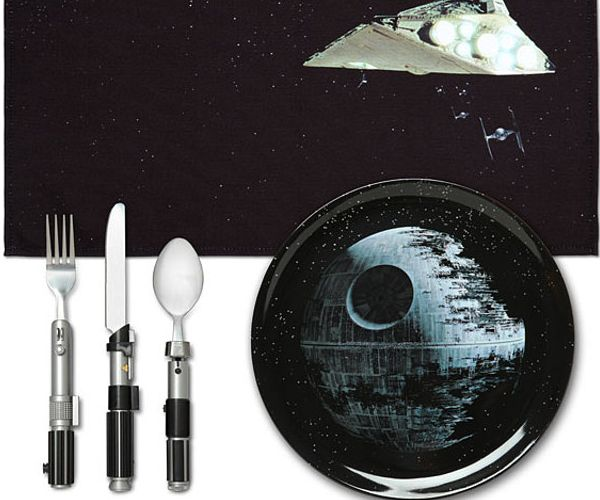 Star Wars Dinner Place Settings