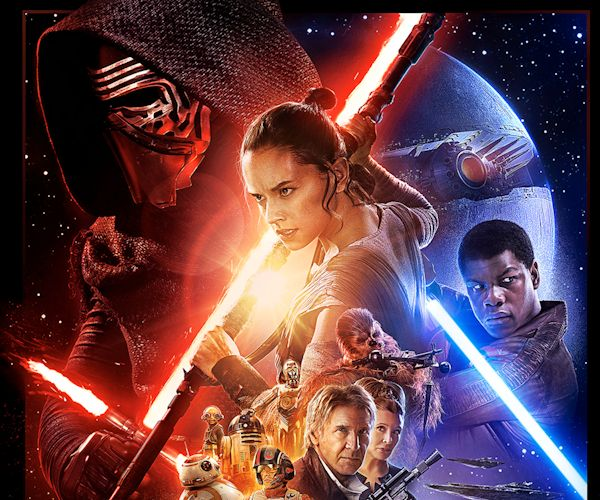 Star Wars: The Force Awakens DVD: No Extended Cut