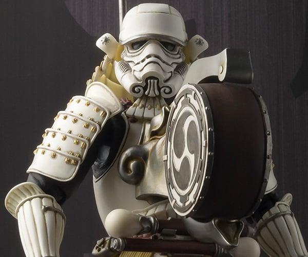 Star Wars Movie Realization Taiko Yaku Stormtrooper